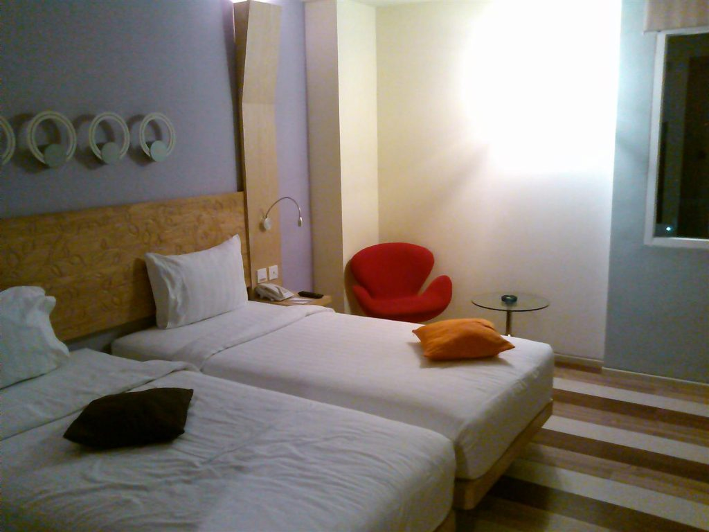 [Travelogue] Live Blogging: Ibis Styles Yogyakarta