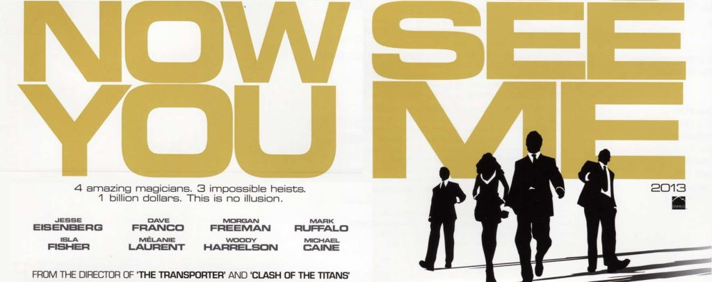 [review] Now You See Me