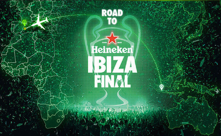 Heineken Road To Ibiza Final – The Strongest !