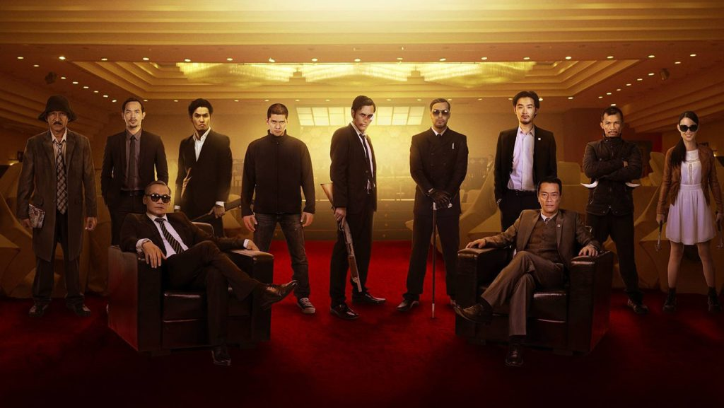 [Review] The Raid 2: Berandal — COOL !
