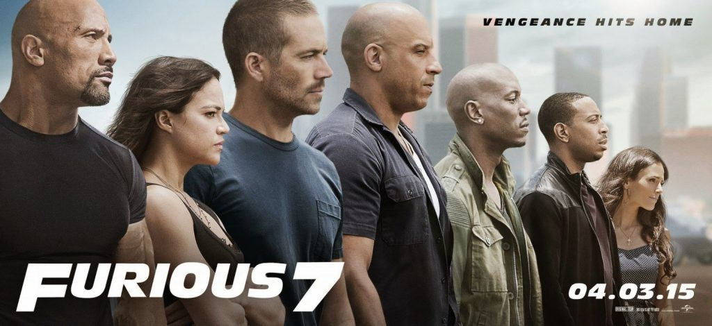[Review] Fast & Furious 7 (2015)