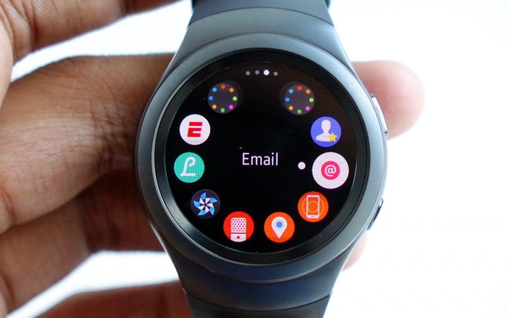 Hands-on: Samsung Gear S2