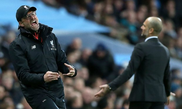 Premier League Week 29: Serunya Manchester City vs Liverpool